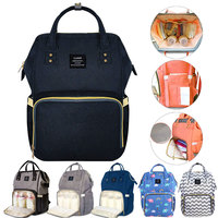 Upgrate Fashion Maternity Bag Mummy Nappy Bags Brand Large Capacity Baby Bag Travel Backpack Design Nursing Diaper Bag Baby Care baby care baby bag travel brand diaper bag -