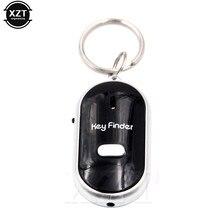Mini chaveiro com localizador, chaveiro com iluminação de led, localizador e localizador remoto, piscando som, para carteira de crianças