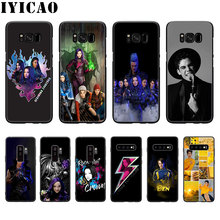 IYICAO Descendants 3 Cameron Boyce Soft Silicone Case for Samsung S10 S9 S8 Plus S10E S6 S7 Edge Phone