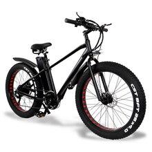 Elektrische bike 750W 4 0 fett reifen elektrische fahrrad beach cruiser bike Booster fahrrad klapp 48v