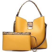 Frauen Mode Handtaschen Kupplungen Hohe Qualität Leder Hand Tasche Sets Große Schulter Tasche Frauen Umhängetasche Messenger Taschen Sac EIN Haupt