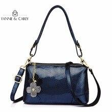 цена на 2020 New Women Crossbody Bag Luxury Brand Genuine Leather Shoulder Bags Designer Female Crossbody Bags Ladies Tote Messenger Bag
