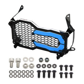 Motorcycle Headlight Protector Grille Guard Cover Protection Grill For BMW R1200GS LC ADV 2014-2020/R1250GS LC Adventure 2018-20