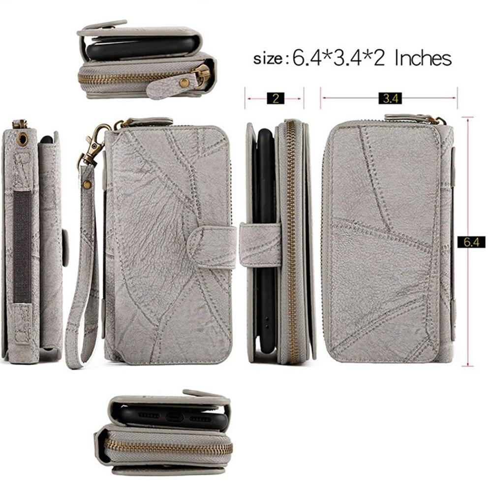 MEGSHI-SanDai көп функциялы Samsung Galaxy S9 S10 S20 5G - Мобильді телефондарға арналған аксессуарлар мен бөлшектер - фото 5