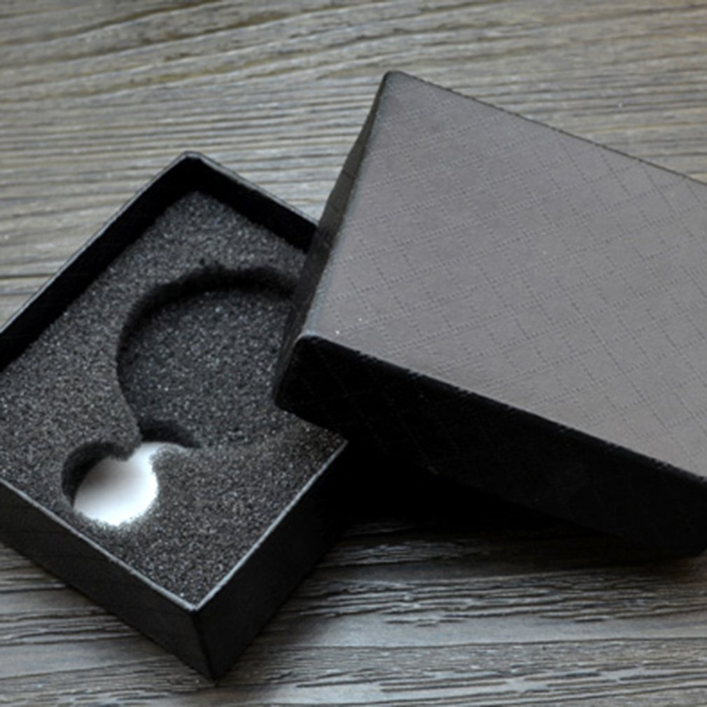 Pocket Watch Box Gift Box Pocket Watch Chain Necklace Box For Pocket Watch High Quality Wristwatch Box Black Container 2020