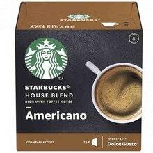 House Blend big Starbucks®12 capsules Nescafé Dolce Gusto