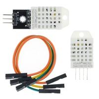 1PCS DHT22 Digital Temperature and Humidity Sensor Temperature and Humidity Module AM2302 Replace SHT11 SHT15