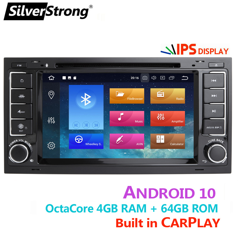 Android10,4G 64G,CarPlay,Car DVD,for VolksWagen Touareg,Radio Transporter T5,option 32G,4G Sim Modem|car dvd player|din car dvd playerdouble din - AliExpress