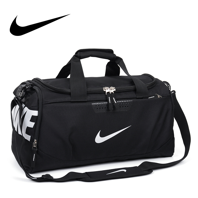 2019 Nike Original Training Bag Breathable Sports Duffle-Bag Large Capacity Travel Hiking Bag New Arrival #Ck0954-010