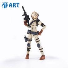 Joytoy 1/25 figura de ação branco paladina aço passeio corpo chilian equipe anime coleção modelo brinquedo para o presente frete grátis
