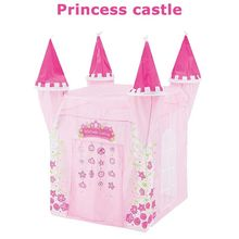 Замок принцессы Детский палатка для помещения девочек океана