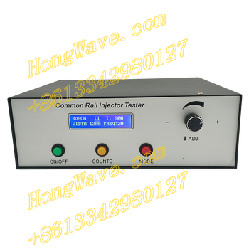 The latest CRI201 diesel engine high pressure common rail injector detector, with counting function