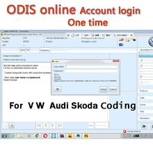 ODIS GEKO Online Coding Account Login Service for Audi Software 4 03 4 33 5 13 for Diagnostic Interface 5054A 6154 V4 4 1 cheap MB STAR Dig 4 0 3 4 1 3 4 2 3 4 3 3 4 4 1 5 1 3 5 0 4 Code Readers Scan Tools ODIS 5 16 5 13 4 13 4 33  for Audi Skoda v w
