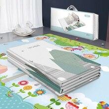 Trẻ Em Tập Bò Thảm 2 Mặt Chống Thấm Nước Trang Trí Phòng Xốp Mềm Mầm Non Thảm Thảm Lớn Gấp Gọn Cho Bé Chơi Xếp Hình thảm