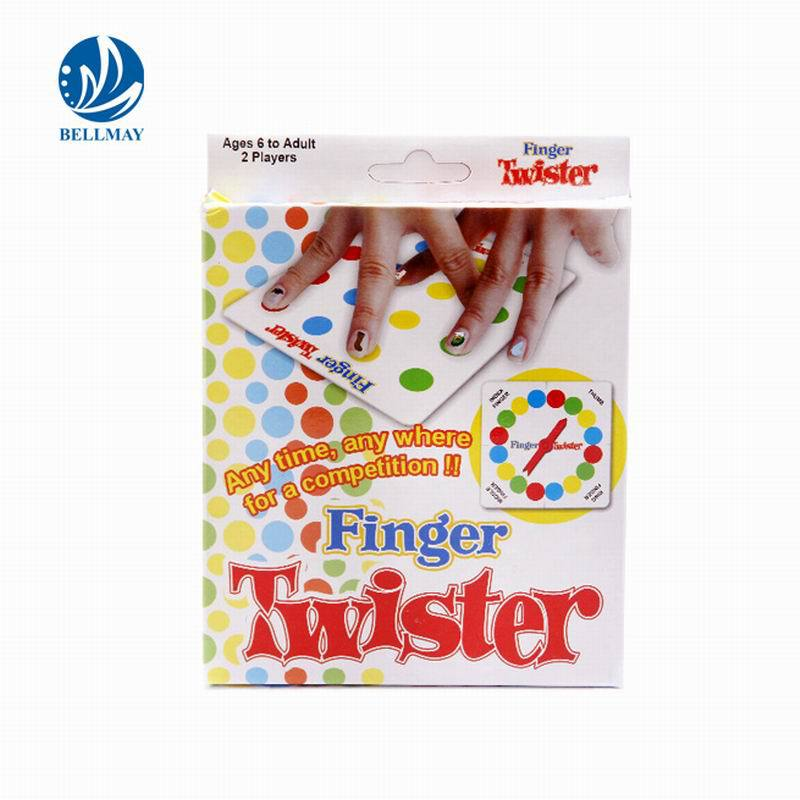 Funny FINGER TWISTING GAME Party Game Hot Board Game For Children Adults Competition Toy Cheap Toy Family Pinch Interactive Game