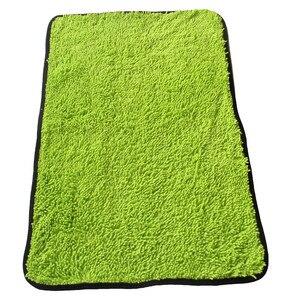 Image 4 - 40*60 Chenille מיקרופייבר מגבת רכב לשטוף בד רכב המפרט כלים ניקוי ייבוש מגבות עבה מלוטש טיפול לרכב מוצרים