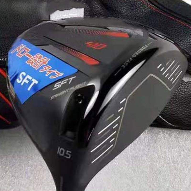 410 SFT Drivers Black 10.5 Graphite Dedicated Shaft R Or S Or SR Golf Driver Free Shipping