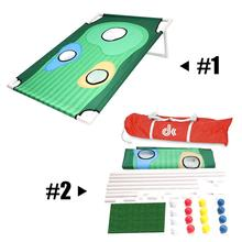Golf Training Sets Indoor Outdoor Chipping Pitching Cages Nets Portable Tool Practice Net Aids