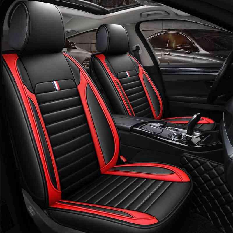 Fundas para asientos negra para nissan note asiento del coche delante de referencia sólo asiento del conductor