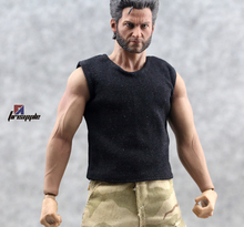 1/6 Military Soldier Action Figure Male vest men's underwear model 12