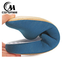 Winter Men Home Slippers Casual Indoor Shoes Footwear Soft Plush Bedroom Slippers Sandals Non-slip Male Warm Cotton Slipper Shoe 5