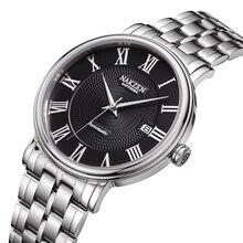 NAKZEN Men Classic Automatic Mechanical Watches Brand Luxury