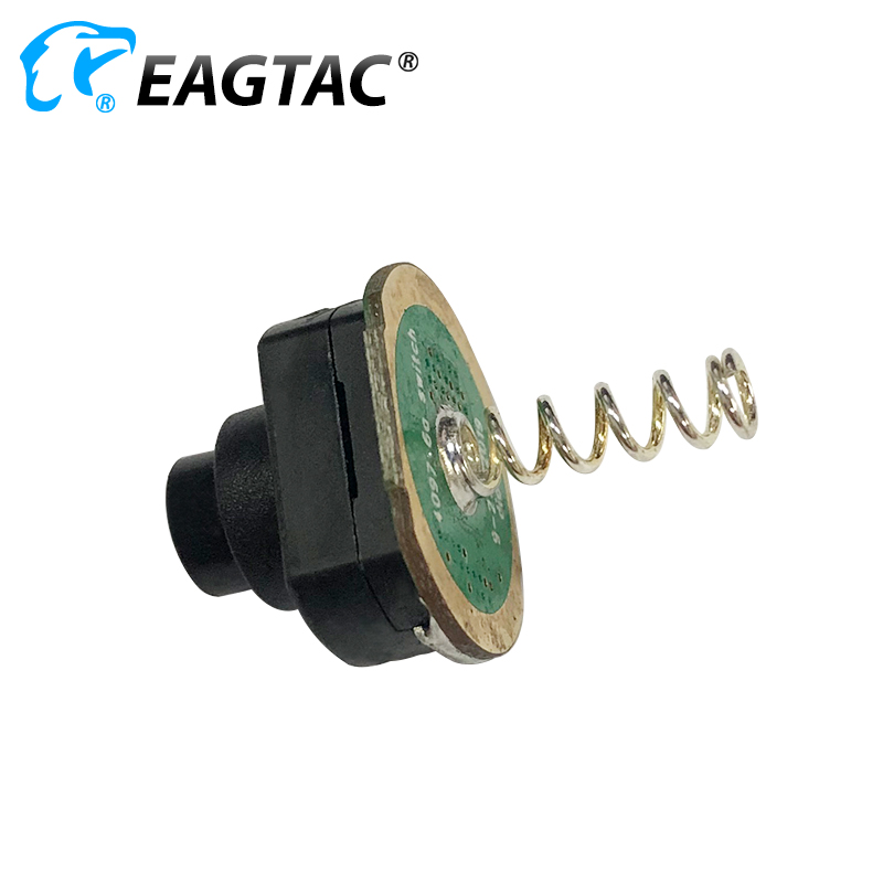 EAGTAC Forward Clicky Switch Module For T25V S25V G3V T25LR S25LR G3L Tactical Flashlight