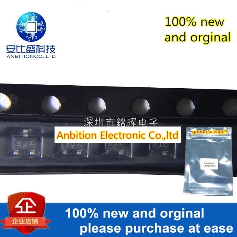 50pcs 100% New And Orgianl SMUN5232T1G MUN5232T1G Silk-screen 8J SOT323 In Stock