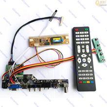מסך LCD בקר לוח צג ערכת מהפך ערכת עבור LM171W02(TT)(A1) LM171W02 TTA1 TMDS 1440X900 HDMI + VGA + AV + USB