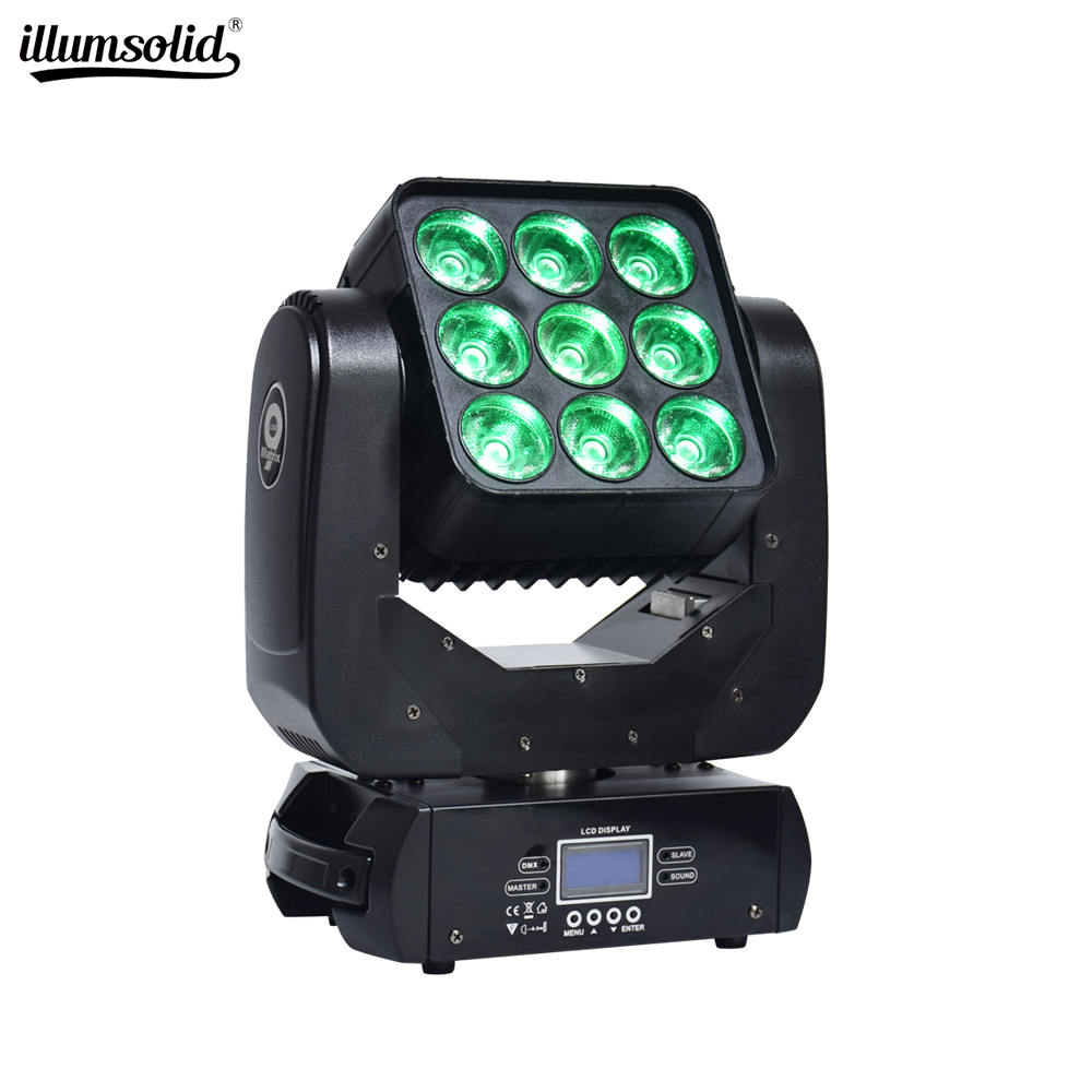 Lyre Dmx Disco Light Moving Head Led Wash Stage Lighting Effect Sound Active For Dj Equipmen