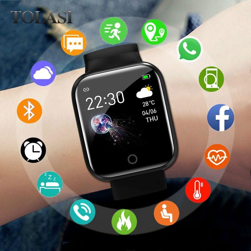 Brand Sport Watch Children Kids Watches For Girls Boys Wrist Watch Student Clock Electronic LED Digital Child Wristwatch Reloj