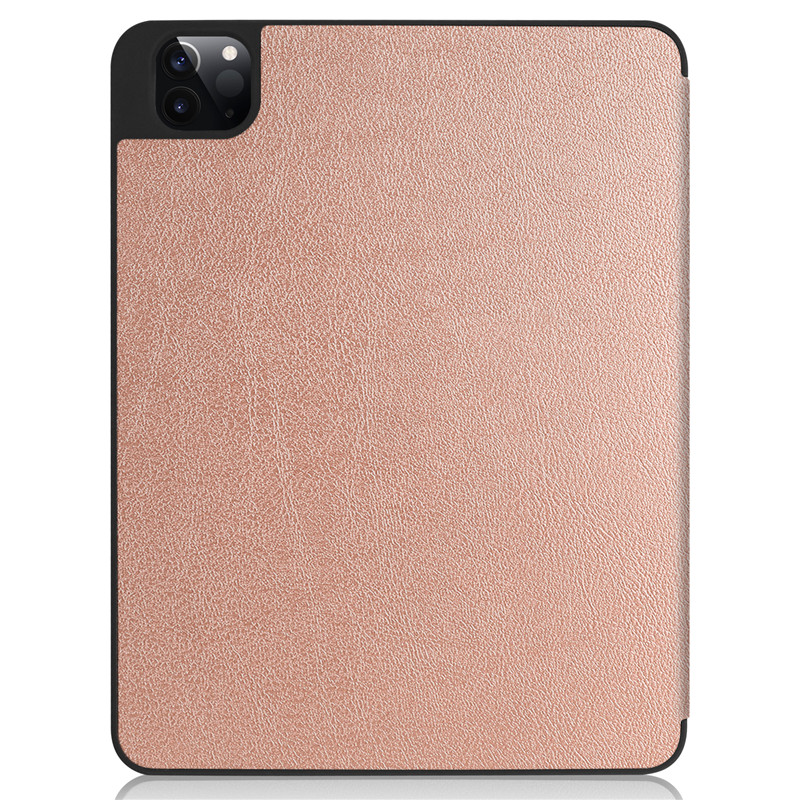 Painted For Cover iPad Case 9 Stand Case Pro 2020 PU 12 iPad Leather For Back Smart TPU