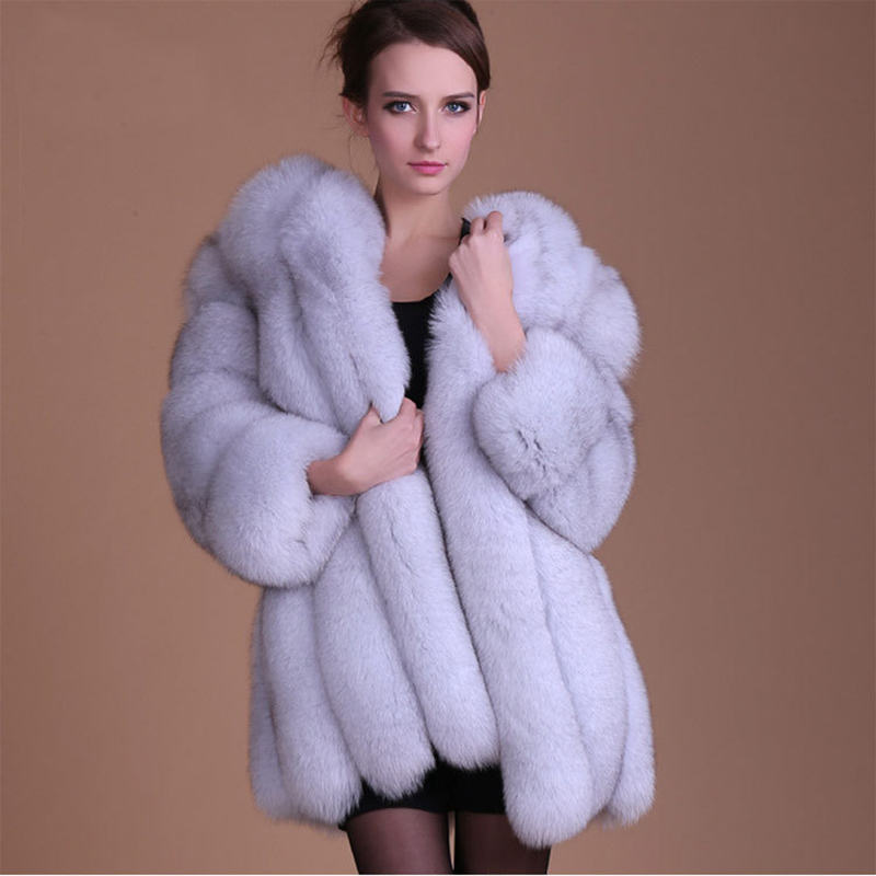 Jacket Coat Winter Women Casual Elegant Plus Size Designer Warm Fashion Fluffy Shaggy Coat Faux Fur High Quality New Arrival