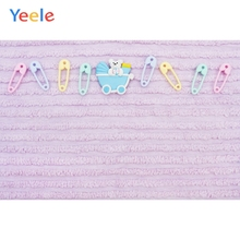 Yeele Baby Shower Party Photocall Stripe Ins Decors Photography Backdrops Personalized Photographic Backgrounds For Photo Studio