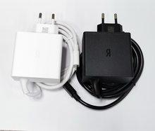Штепсельная Вилка европейского стандарта на 65 Вт, сделана в городе Чжуншань Type-C USB-C адаптер переменного тока питания зарядное устройство дл...
