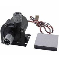 Electric Silent Brushless Dc12V Water Cooling Pump Diy Computer Water Cooler