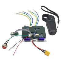 Tools Electric Instrument Replacement Mainboard Drive System Longboard Substitute Skateboard Controller With Remote Dual Motors