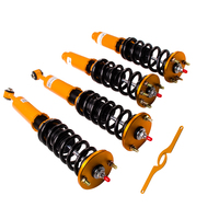 24 Ways Adj. Coilover Kits For Honda Accord 4 Rear Lower Camber Arms Acura TSX Absorber 2003 2004 2005 2006 2007 Suspension