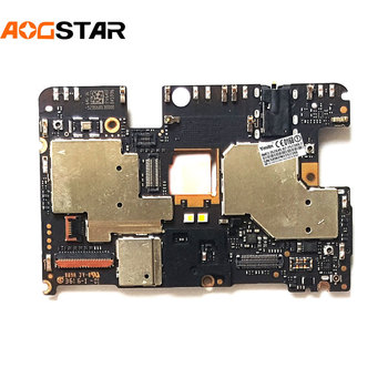 Aogstar Mobile Electronic Panel Mainboard Motherboard Unlocked With Chips Circuits For Xiaomi RedMi Hongmi NOTE4 NOTE 4