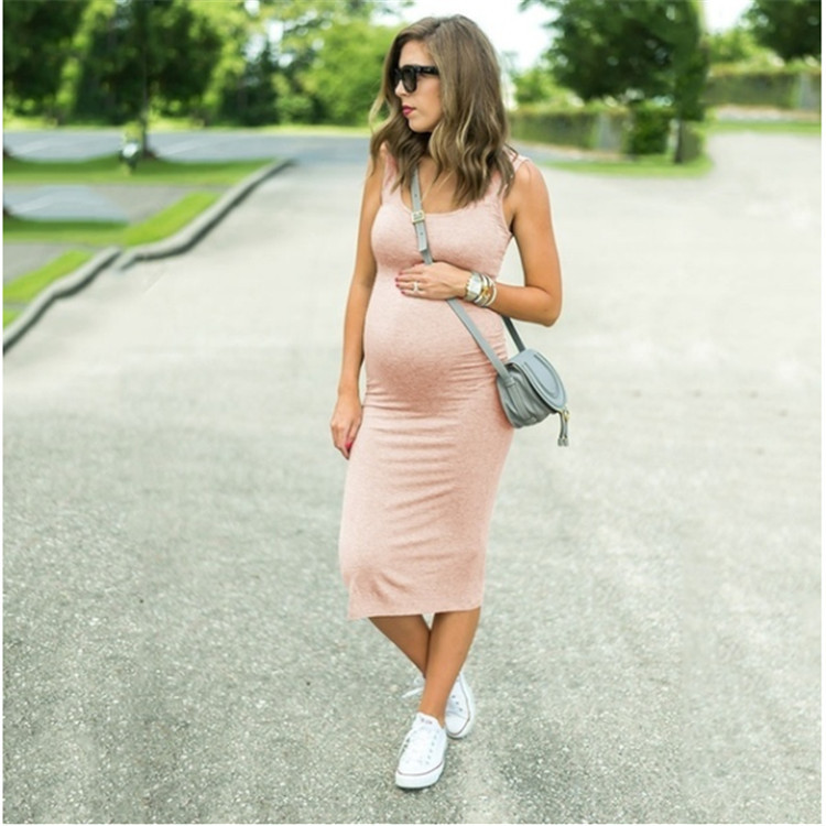 Sexy Maternity Dresses For Photo Shoot Pregnant Dress For Pregnant Women Summer Plus Size Dress Pregnancy Clothes Dress