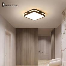 Простой светодиодный потолочный светильник для гостиной кухни