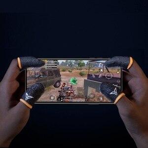 Flydigi Wasp Feelers 2 Finger Sleeve Sweat-Proof Finger Cover мобильный телефон планшет PUBG игра сенсорный экран большой палец