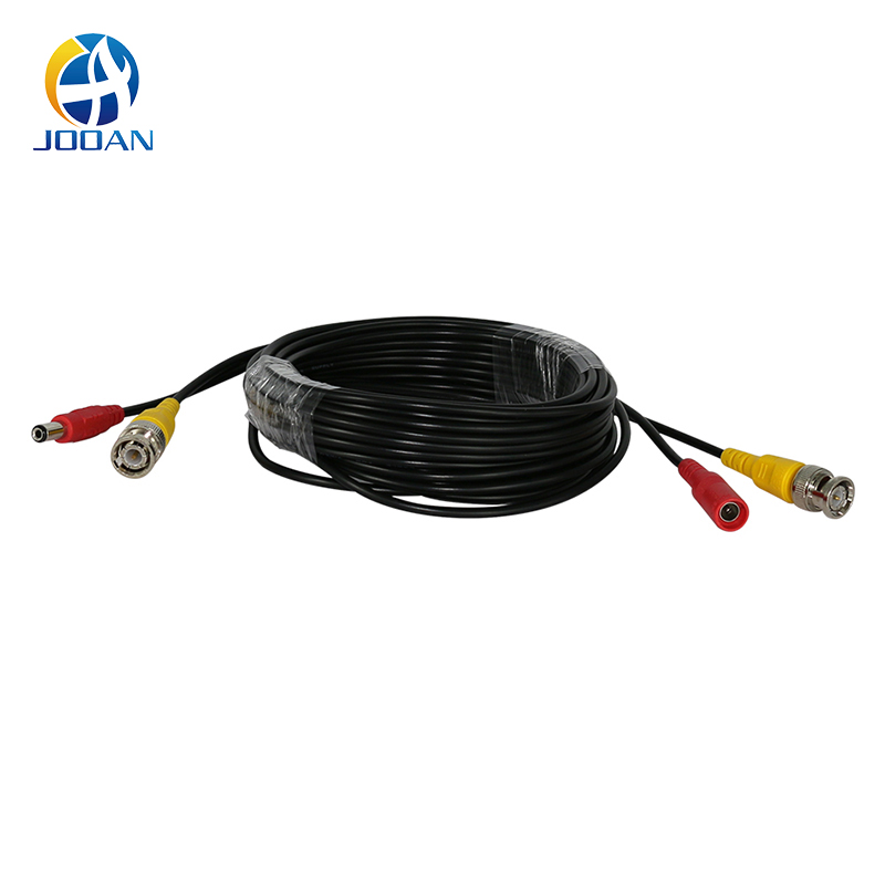 Universal BNC Cable 18m 30m 50m Video Recorder Cable DC Power For Wired AHD Camera 8CH 16CH DVR Video Analog Surveillance System