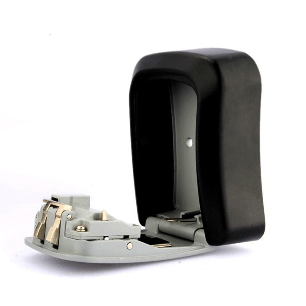 Aluminium Alloy Key Code Lock Box 7