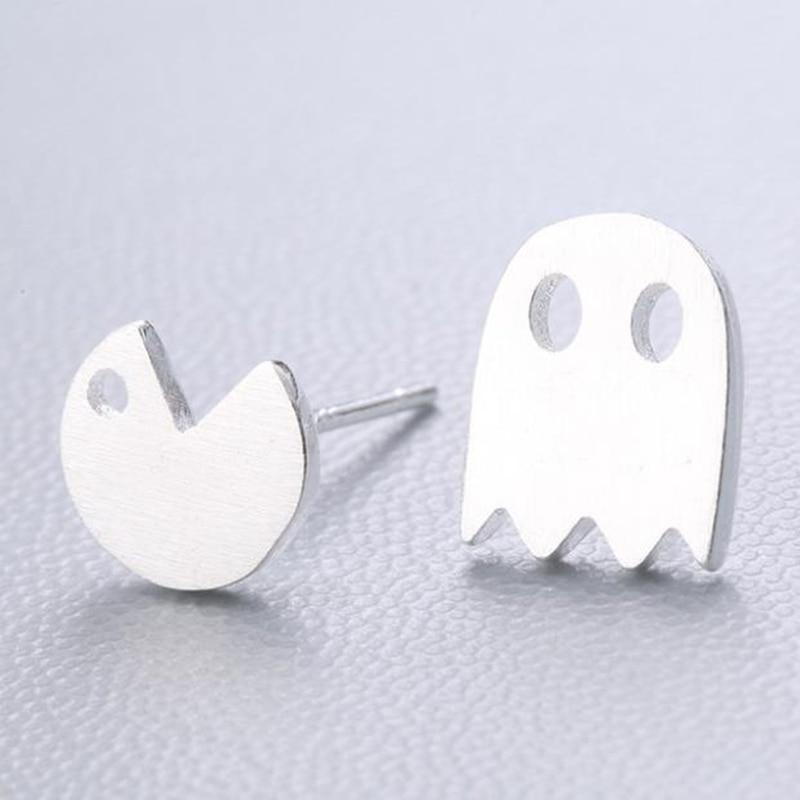 New Womens Fashion 100% 925 Sterling Silver Tiny Cute Stud Earrings Girls Kids Gift