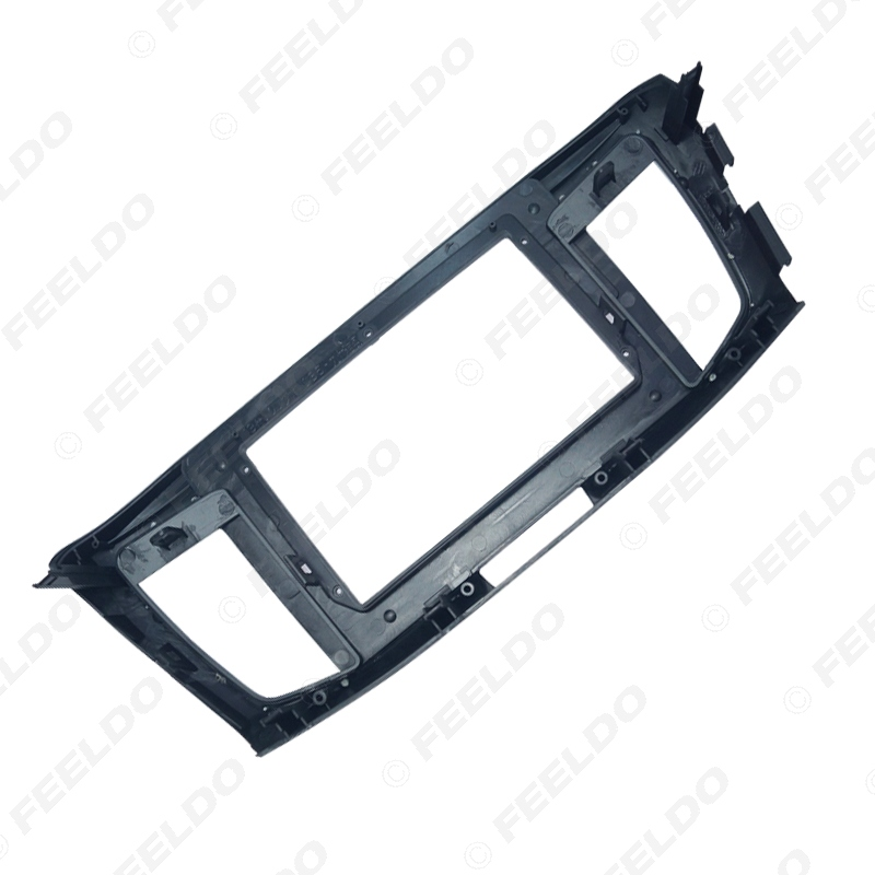 FEELDO для Honda Accord 13-18 9 стерео аудио Лицевая панель рамка 10,1