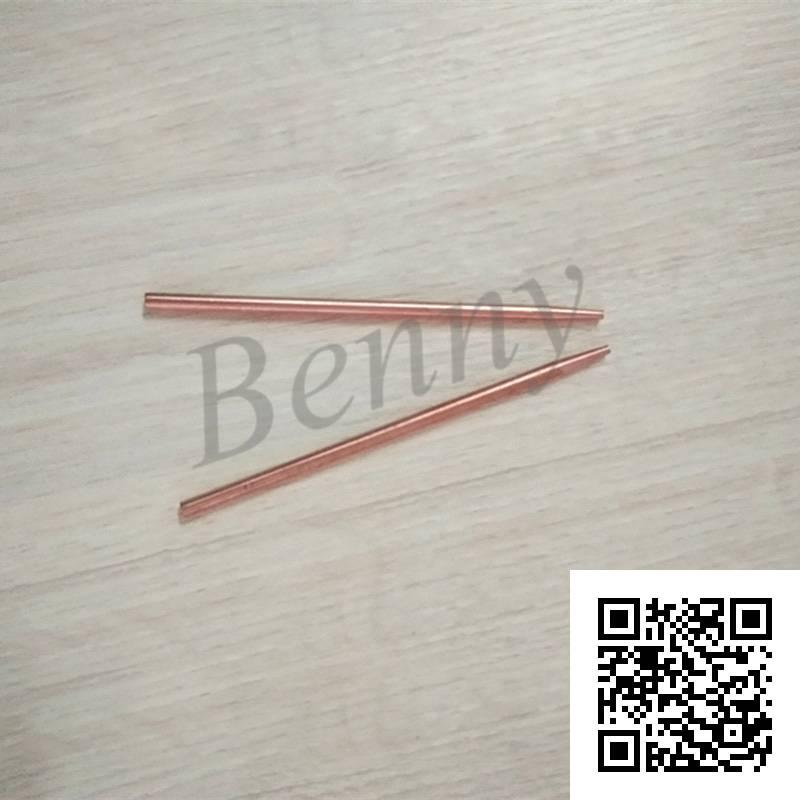 3mm Imported Alumina Copper Electrode Head 18650 Double-head Battery Spot Welding Needle / Spot Welding Machine Welding Rod
