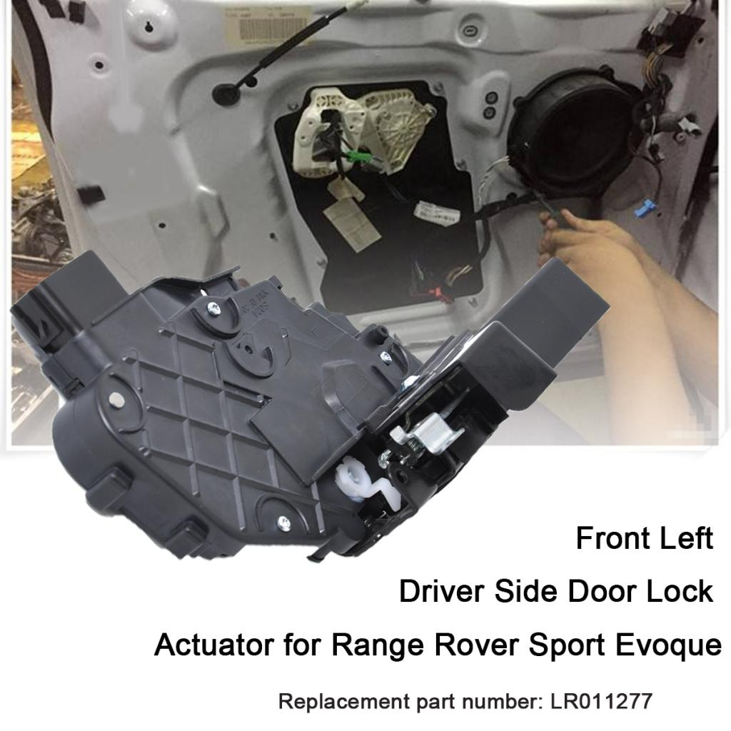 Door Lock Actuator  Front Left Driver Side for Range Rover  OEM: FQJ000215 FQJ000214 FQJ000213|Locks & Hardware| |  - title=