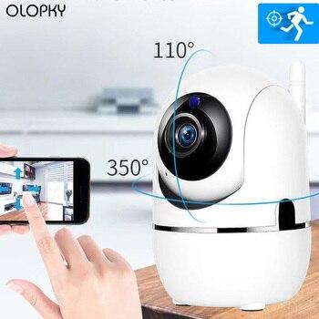 1080P Full HD Mini Wireless Wifi Camera Sucurity IP CCTV Camera Wifi Network Surveillance Smart IR-CUT Night Vision Camcorders