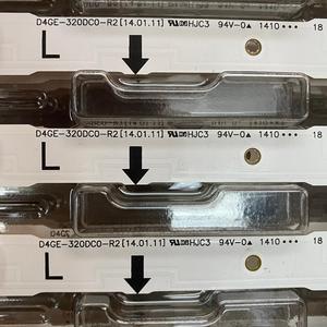 Image 3 - LED backlight strip (3) for UE32H4500 UE32H4000 UE32J4100 UE32J4000 UE32H4510 D4GE 320DC0 R2 R3 BN96 30446A 30445A 30448A 35208A